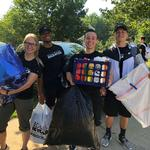 REC Students and Staff Help New Lakers Move On Campus